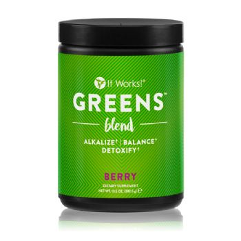 Greens Value Size  Berry