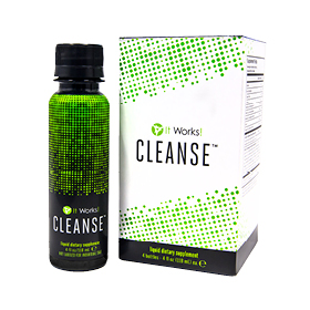 It Works Cleanse It Works
