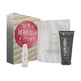 It Works Holiday Gift Set Merry Clean and Bright