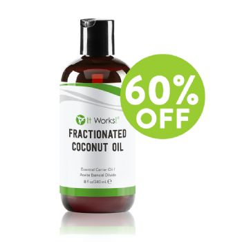 Really It Works!: IT WORKS! FRACTIONATED COCONUT OIL