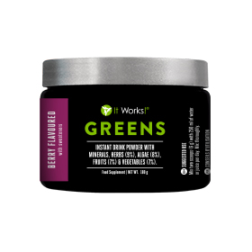 Greens - Berry