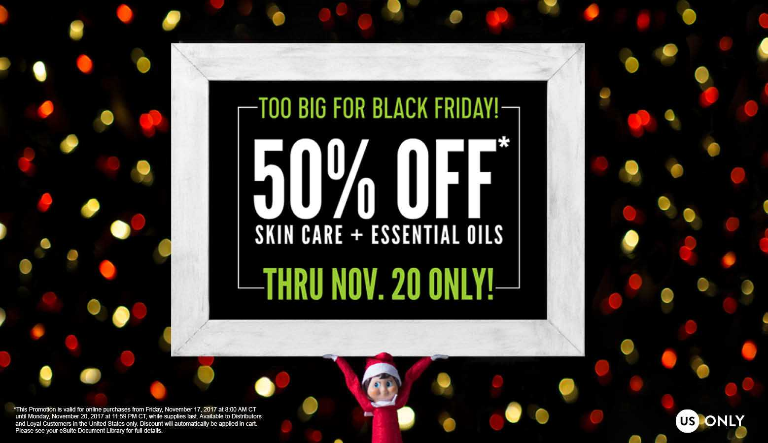 It Works Black Friday Sale 2017
