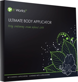what is the it works system STEP 1 WRAP